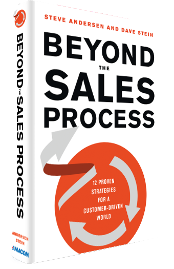 Beyond the Sales Process book